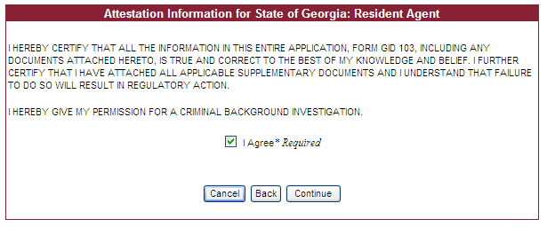 state application